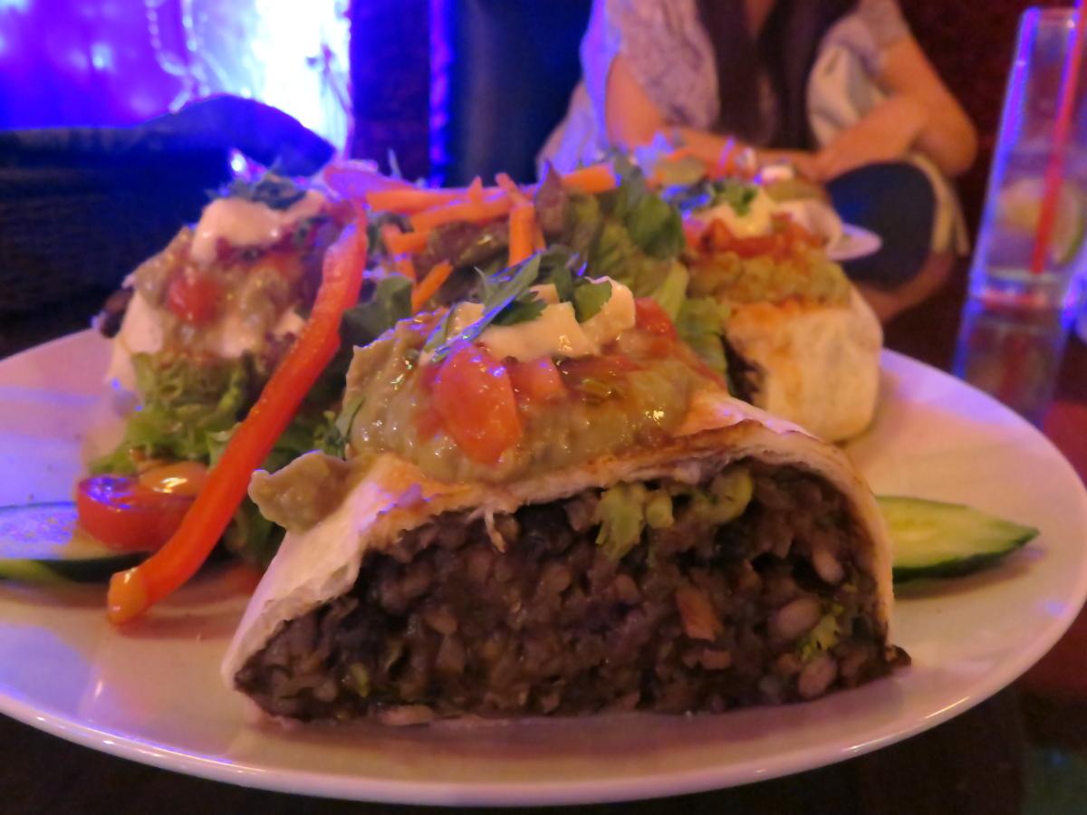 [EN-FR] Burrito. [JP] ブリトー。